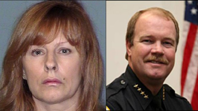 Wife of Oceanside Police Chief Sentenced
