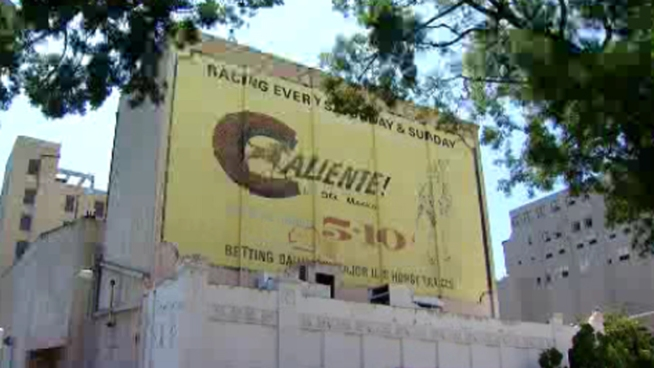 'Caliente' Sign Dispute Heats Up