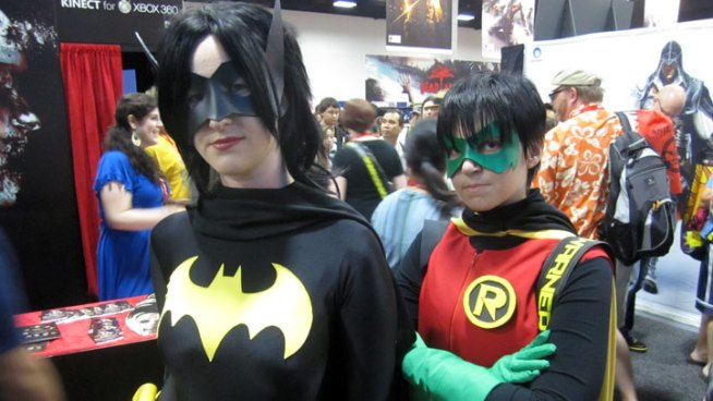 Costumes of Comic-Con 2011