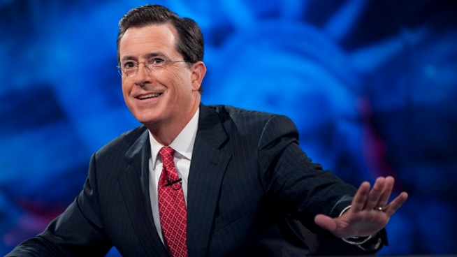 """Colbert Report"" Wins Peabody Award"