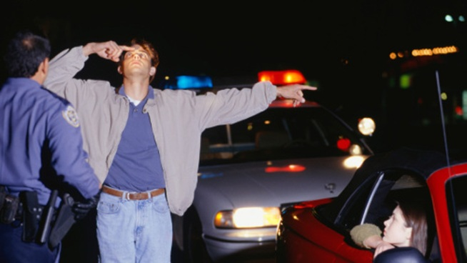 DUI Checkpoint in PB Yields 12 Arrests