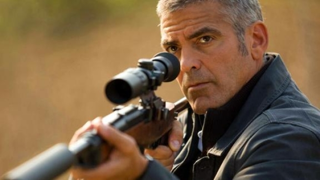 Father Raymond Schroth joins Scott Ross to chat about George Clooney's latest flick,