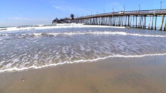 Sewage contaminates Imperial Beach waters