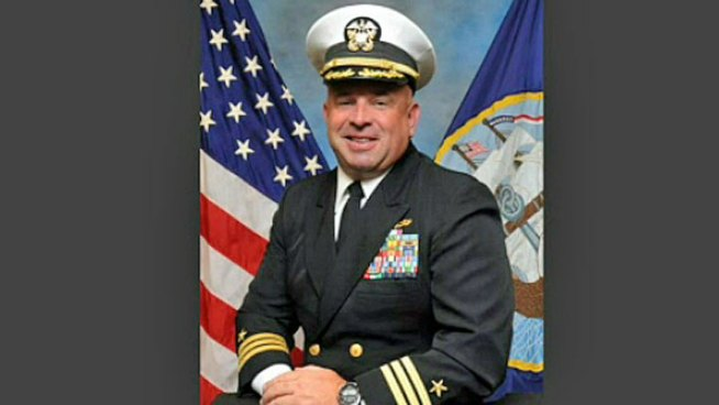 Commander of USS Gary Relieved of Duty