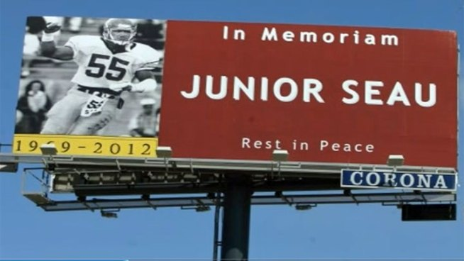 Junior Seau: Through the Years