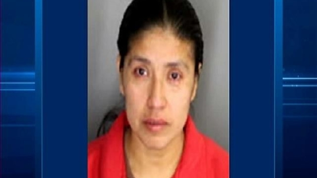 A 37-year-old woman was discovered working in a San Diego janitorial service using the Social Security number of a San Bernardino 12-year-old. Tony Shin has this exclusive story.