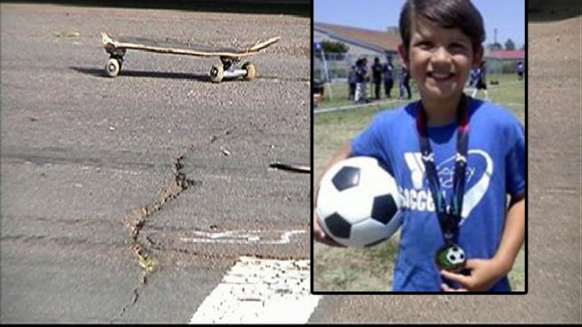A North Park boy run over by a garbage truck three weeks ago has lost a leg and is facing a long recovery according to his parents.  Luke Acuna, 9, is hospitalized in critical condition at Rady Children's Hospital. Kelly McPherson reports.