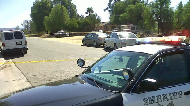 Man Killed in Ramona Shooting