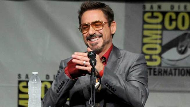 Stars Shine at Comic-Con 2012