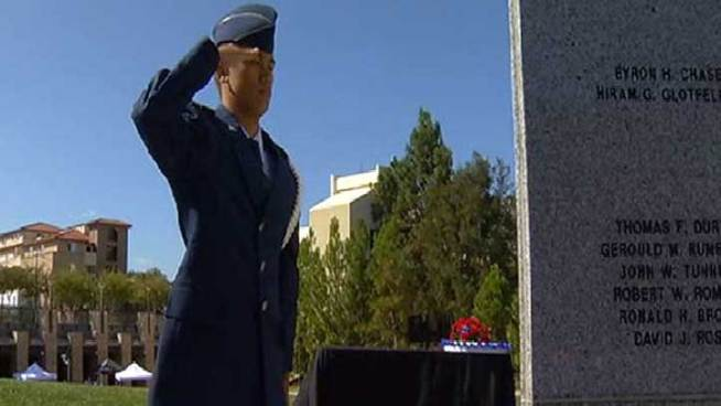 Aztecs Honor Vets During SDSU Homecoming