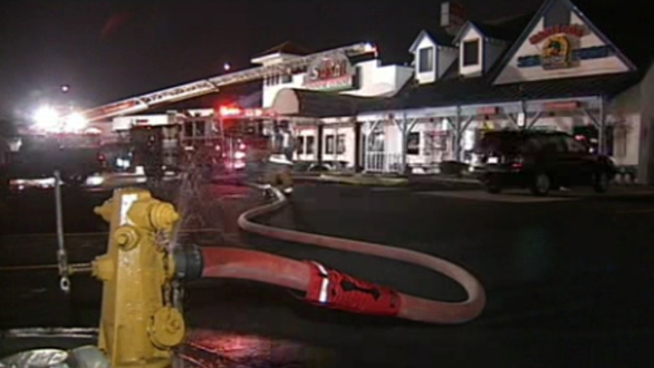 Officials Investigate Fire at Lemon Grove Restaurant