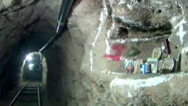Second Drug Tunnel Discovered in Mexico