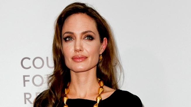 Angelina Jolie discusses her directorial debut, her family, and reveals a secret about herself.