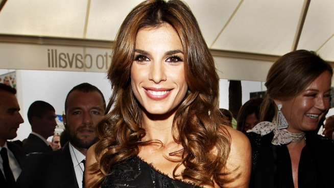 Elisabetta Canalis Denies Sending Angry Text Messages To George Clooney