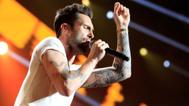 "Adam Levine Talks ""American Horror Story"" Role"