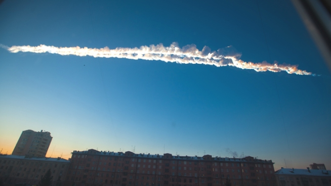 Russian Fireball, Asteroid Flyby Not Related: Experts