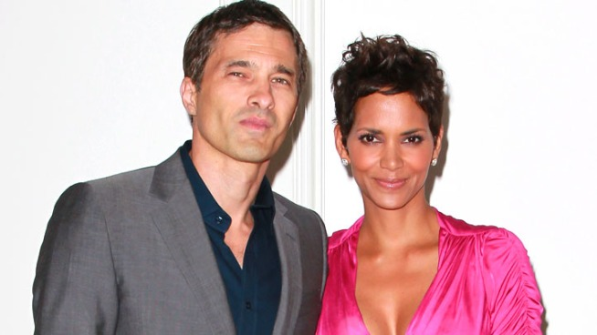Halle Berry & Olivier Martinez Engaged