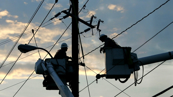 Power Out for 3,000 Residents