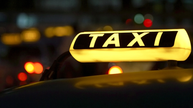 Suspects Steal Taxi Cab