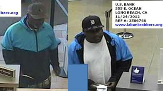 """Tiger Bandit"" Linked to 6 SoCal Bank Robberies"