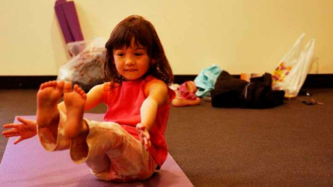 Lawsuit Claims School Yoga Program is Religious