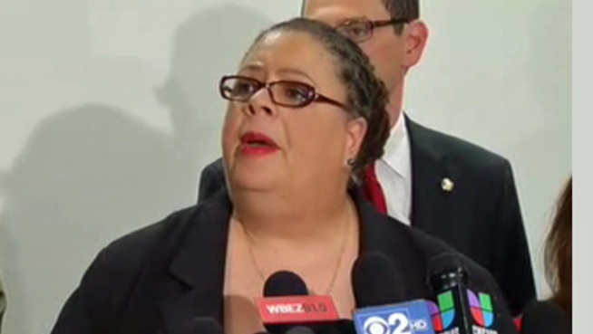 CTU president speaks out after a unanimous vote to set a Sept. 10th strike date.