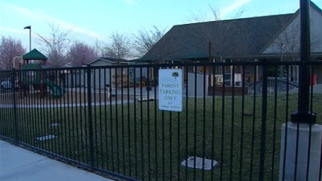The state is investigating a Pleasanton's Centerpoint Christian preschool where one of its teachers is under fire for allegedly tying up a 2-year-old girl who refused to take a nap. School spokesman Tim Hunt said he's