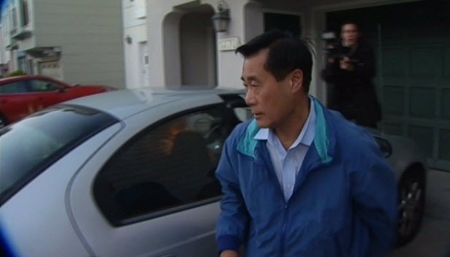 California state Sen. Leland Yee was arrested on public corruption charges as part of several arrests made by the FBI Wednesday morning during a massive FBI sting. Jean Elle reports.