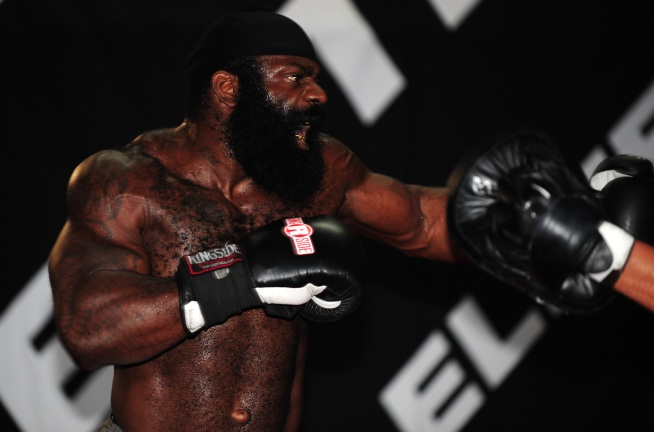 Kimbo Slice Has a Bromance Brewing With UFC