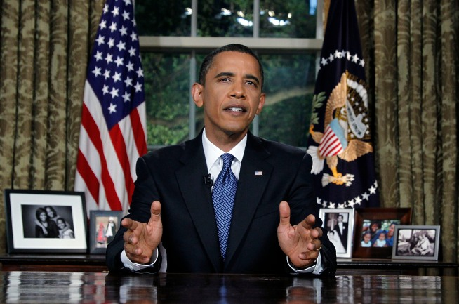 President Obama's Address on BP Oil Spill in Full