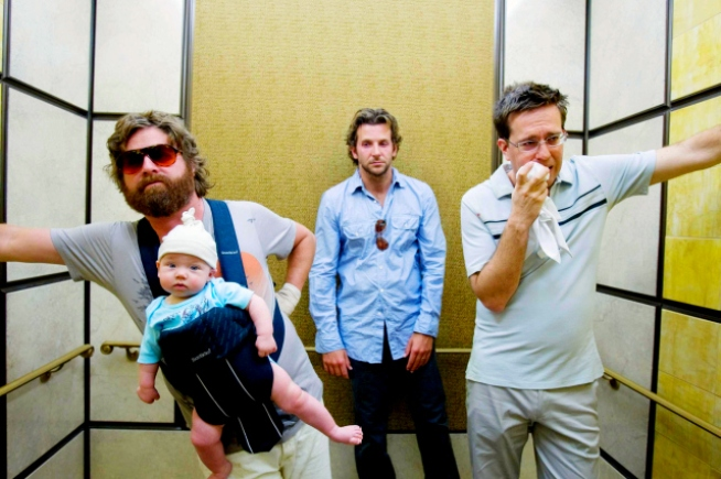 """The Hangover"" Among Top 10 Movies of the Year"