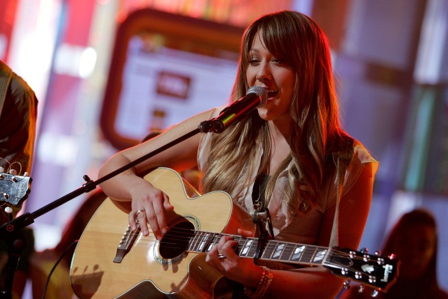 Colbie Caillat on Growing Up Musical