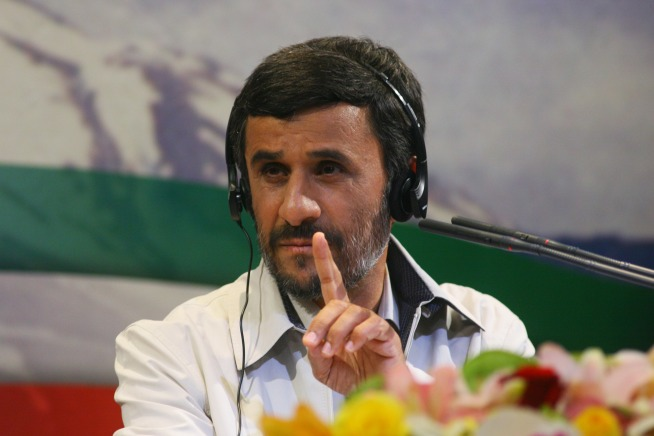 "Ahmadinejad: ""Muslims Do Not Hate Americans"""