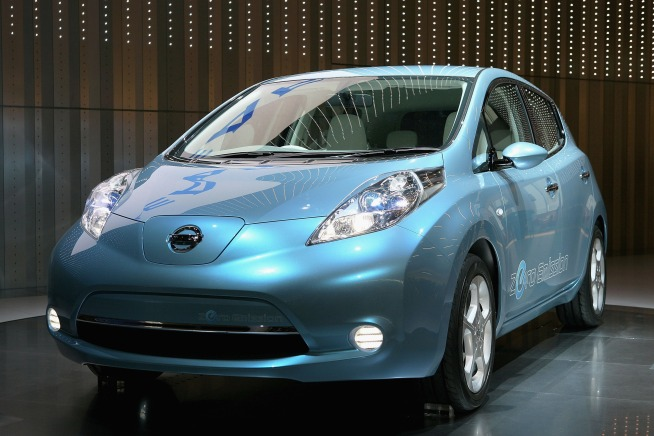 No E-Car Grants From Feds for Silicon Valley