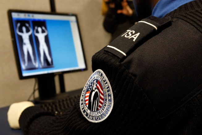 Federal Police Agencies Cop to Saving Body Scan Images