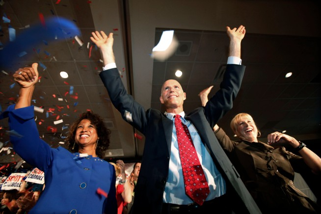 A New Wave of Governors Invigorates GOP