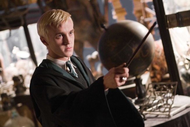 """Harry Potter"" Villain: Draco Stole My Childhood"