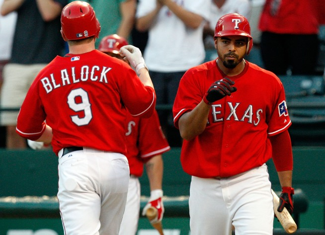 Rangers Snap Scoring Funk, Beat Angels