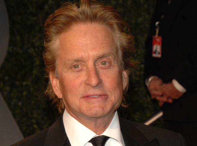 Michael Douglas' 16-Year-Old Mrs. Robinson Moment