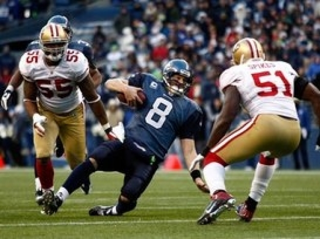 49ers 2010 in Pictures