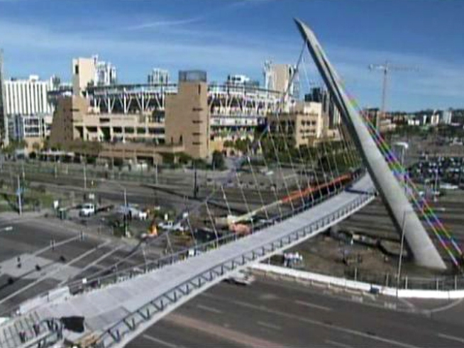 $27M Downtown Pedestrian Bridge Awarded