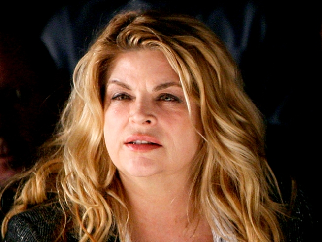 Kirstie Alley Denies Scientology Connection to Her Diet System