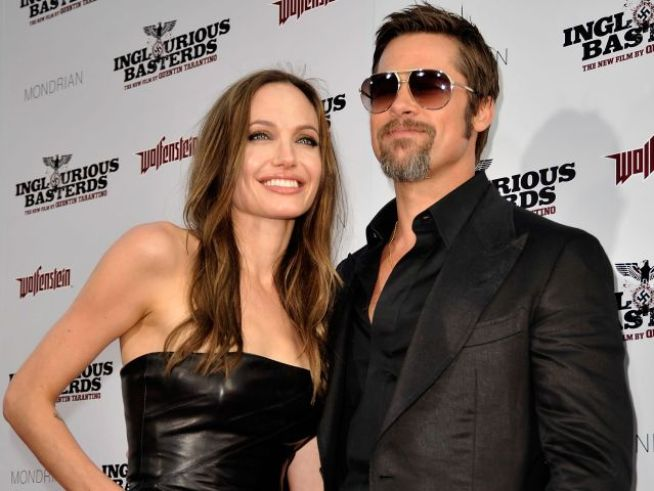 Angelina Jolie Voted World's Most Beautiful Woman