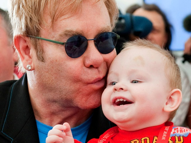 Elton John Will Support Ukrainian Boy He Can't Adopt