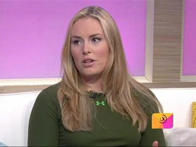 Skier Lindsay Vonn Reveals Serious Injury
