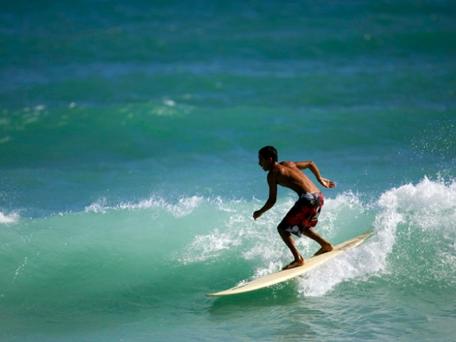 Sun Kissed Grades for San Diego's Beaches
