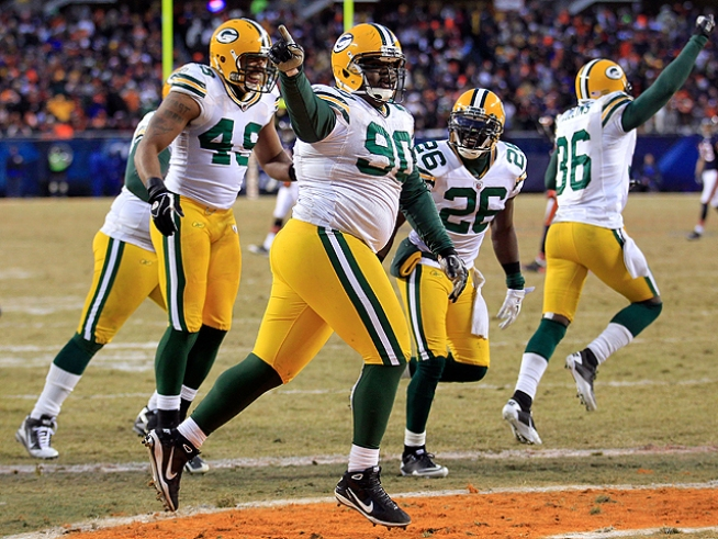Green Bay Bests Bears for Super Bowl Berth
