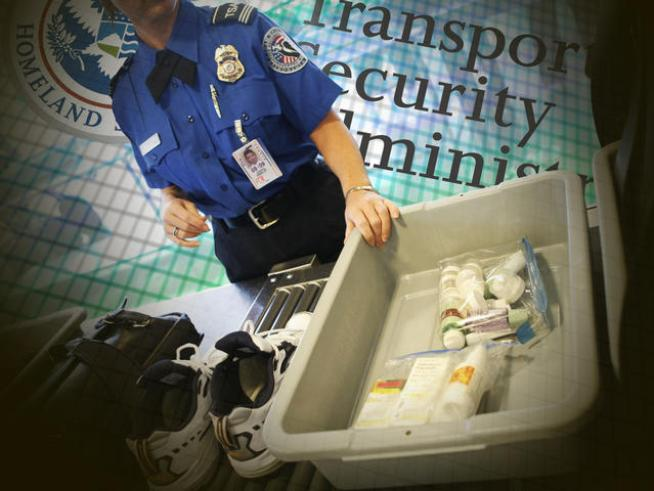 TSA Grounds HIV-Positive Applicant