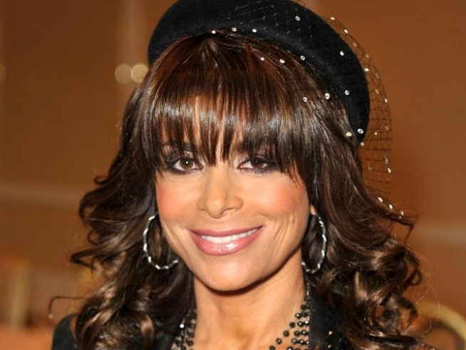 Paula Abdul Parties With Drag Queens