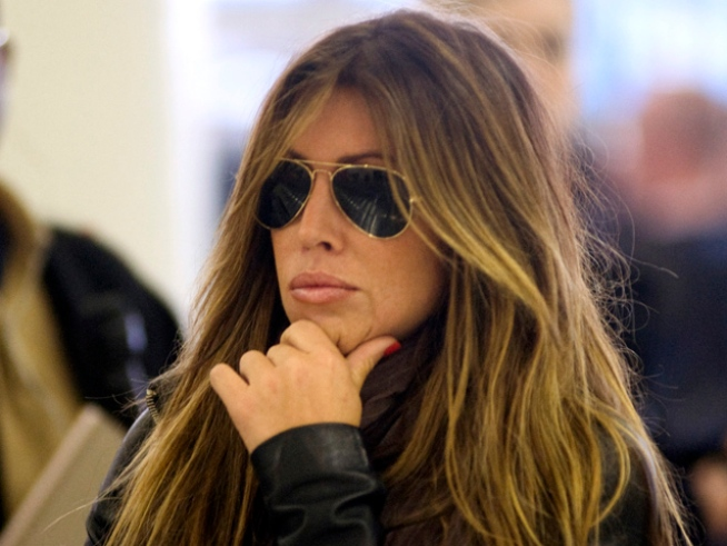 "Rachel Uchitel: ""David Boreanaz is Not Part of My Life"""